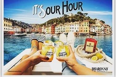 ¿Sabes lo que es el Disaronno Sour? Vente a @cafedelmar_meloneras de 20:00 a 00:00 y lo sabrás!  #disaronno #disaronnosour  #CafédelMar #Meloneras  #GranCanaria  #club #restaurant #cabaret