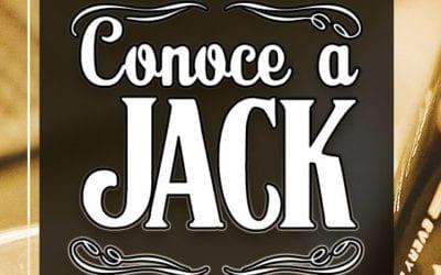 ¡Conoce a Jack! 8 de abril disfrutalo a partir de las 22:00