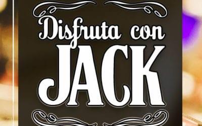 ¡Disfruta con Jack! 22 de Abril a partir de las 22:00